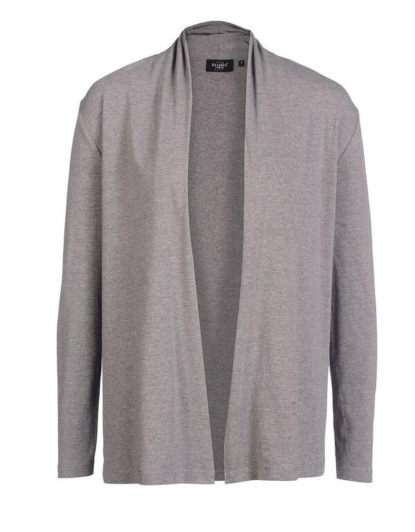 Bexleys woman - Unifarbene Shirtjacke