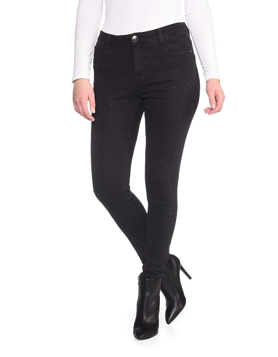 Bild 1 von Viventy - Jeans mit Ziersteinen, 5-Pocket