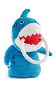 Blaues Hai-Haustierspielzeug