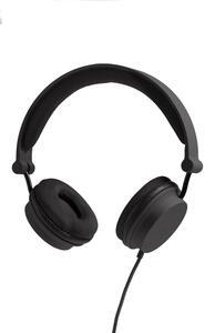 Faltbare Kopfhörer in Schwarz