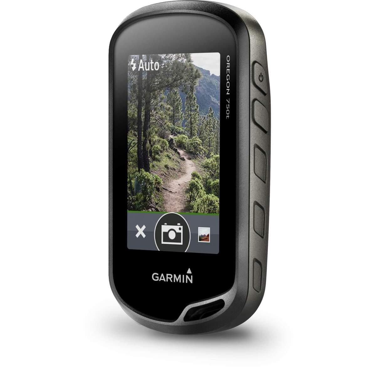 Bild 1 von Garmin OREGON 750T TOPOACTIVE EUROPE - GPS-Gerät
