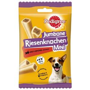 Pedigree Snacks Riesenknochen – Mini mit Rind 0.81 EUR/100 g