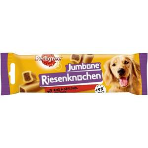 Pedigree Snacks Riesenknochen – Medium mit Rind 0.72 EUR/100 g