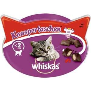 Whiskas Knuspertaschen™ mit Rind 1.98 EUR/100 g