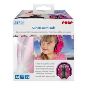 reer SilentGuard Kids Gehörschutz pink
