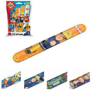 Feuerwehrmann Sam - Schnapparmband - 1 Stück