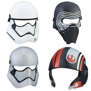 Star Wars Episode 8 Masken - verschiedene Modelle zur Auswahl