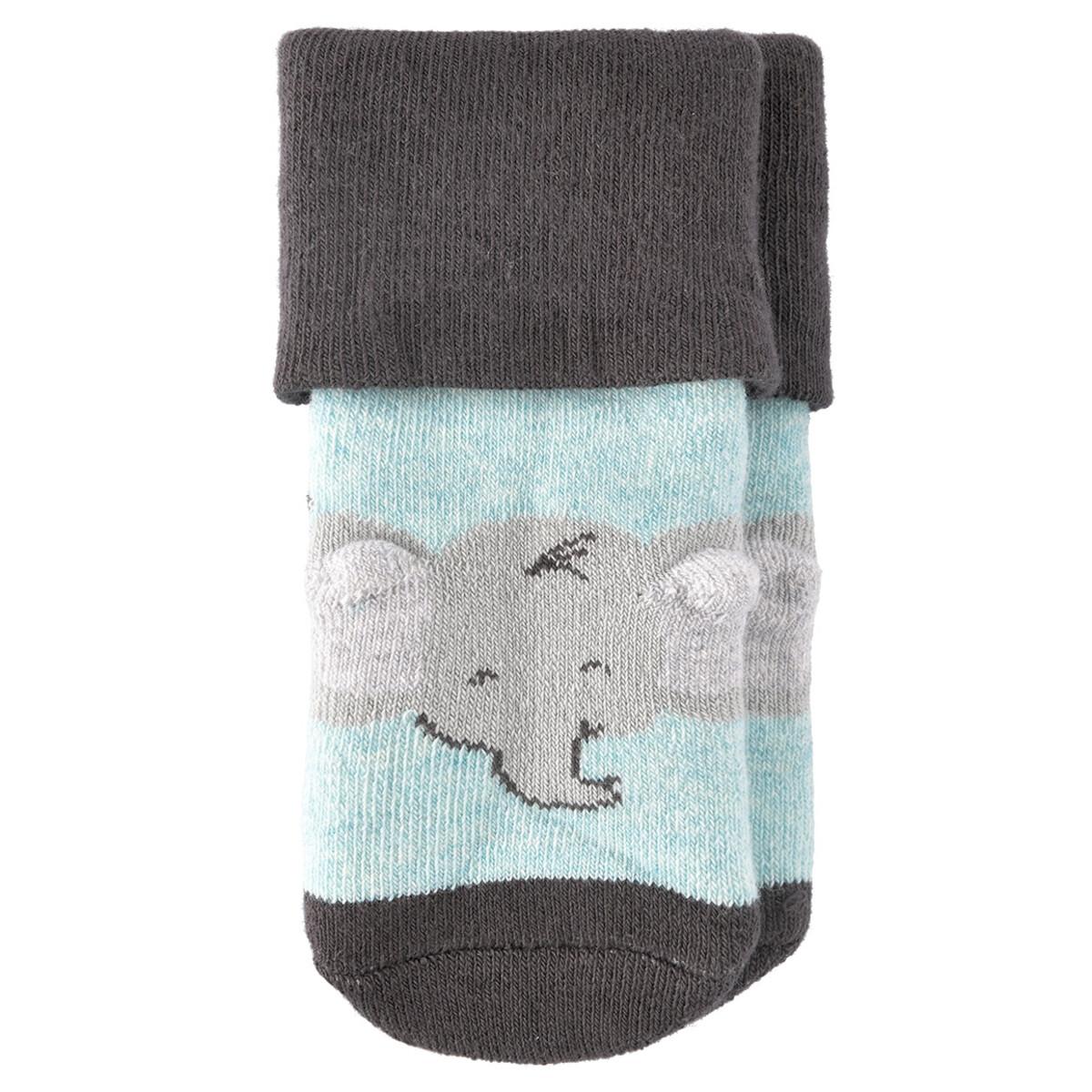 Bild 4 von 3 Paar Newborn Socken im Set