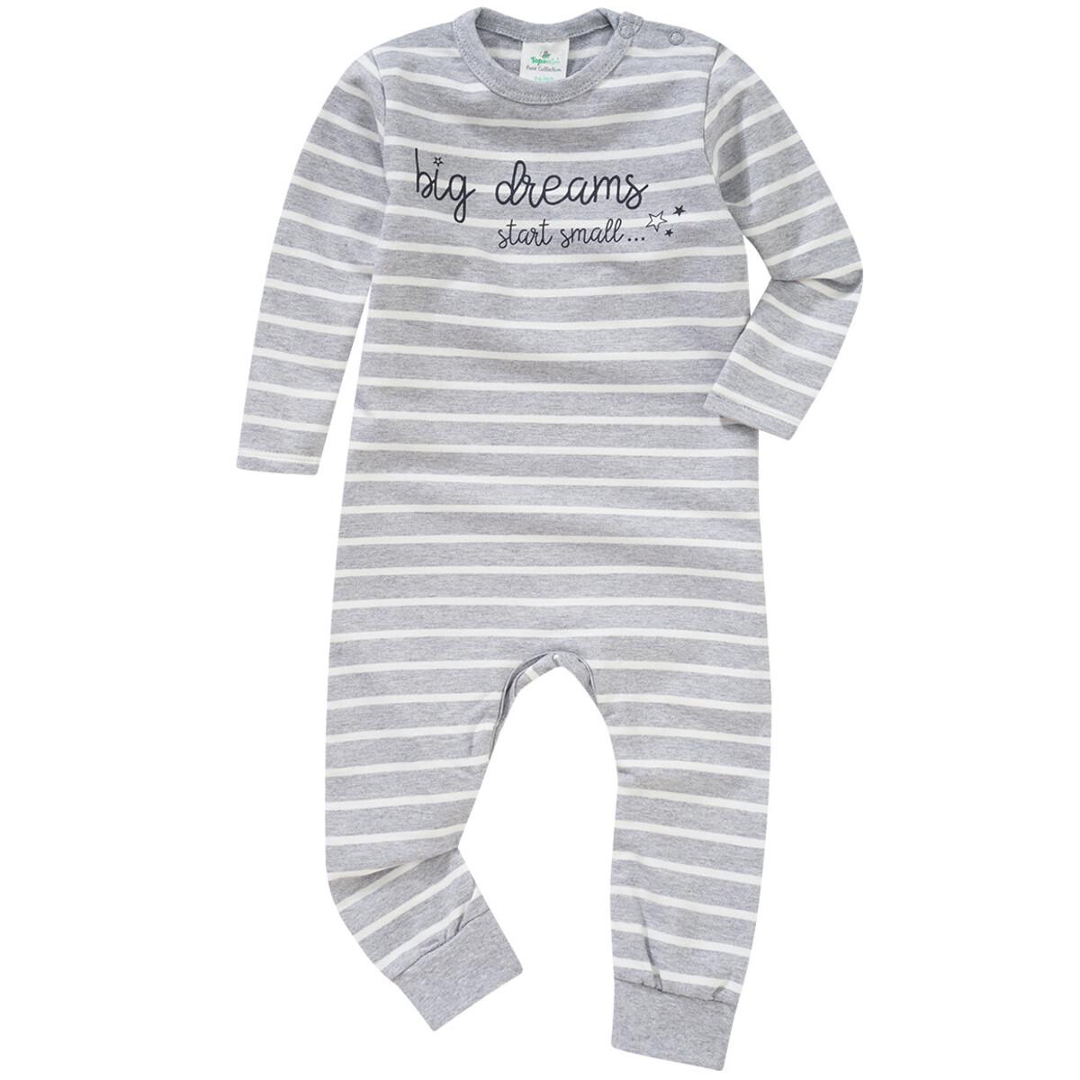 Bild 1 von Baby Schlafanzug mit Message-Print