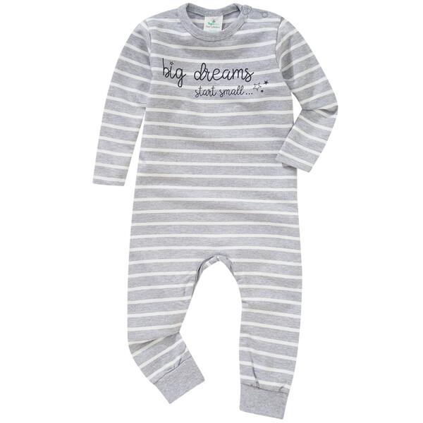 Baby Schlafanzug mit Message-Print