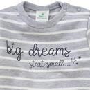 Bild 2 von Baby Schlafanzug mit Message-Print