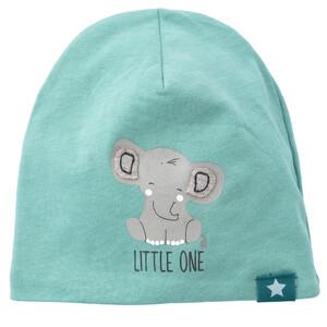 Baby Müze mit Elefanten-Print