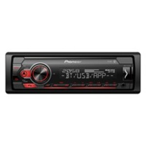 Pioneer MVH-S310BT Autoradio mit Bluetooth, USB-/AUX-Eingang, Spotify-Steuerung, kompatibel mit Android-Smartphones, 1-DIN