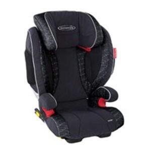 Storchenmühle Kindersitz Solar 2 Seatfix (Isofix) Midnight, Gruppe 2,3
