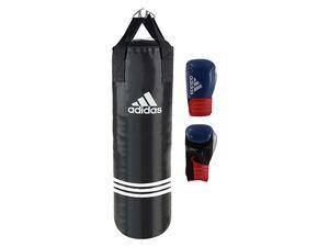 adidas Boxset Maya schwarz inkl. Handschuhe