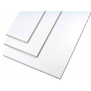 Regalboden Weiß 60 cm x 20 cm x 1,6 cm