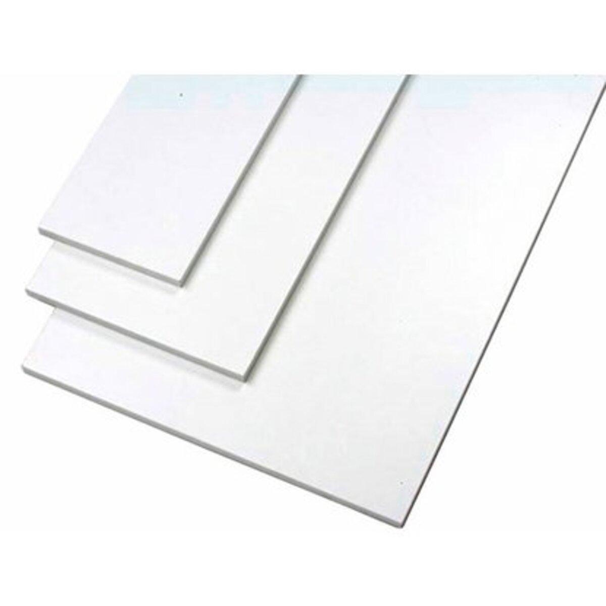 Bild 1 von Möbelbauplatte Weiß 260 cm x 20 cm x 1,9 cm