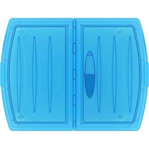 Deckel für Aufbewahrungsbox Home XXM Blau