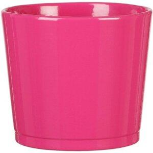 Scheurich Frühlingstopf 883 Ø 10 cm Glossy Pink
