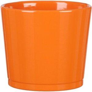 Scheurich Frühlingstopf 883 Ø 10 cm Sevilla Orange