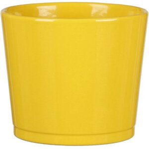 Scheurich Frühlingstopf 883 Ø 10 cm Sevilla Gelb