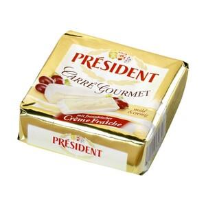 Président Le Crémiot oder Carré Gourmet Französische Weichkäsezubereitung, 55/50 % Fett. Tr. und weitere Sorten, jede 200-g-Packung