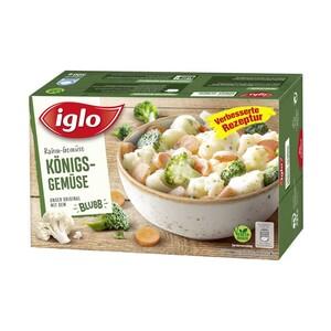 iglo Gemüse-Ideen oder Rahm-Gemüse gefroren,  jede 400/500-g-Packung und weitere Sorten