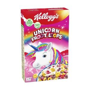 Kellogg´s Smacks oder Unicorn Froot Loops jede 330/375-g-Packung und weitere Sorten,