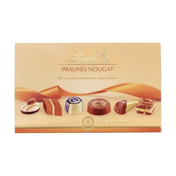Lindt Pralinés Classic, Nougat, Noirs oder Hell & Zart jede 200-g-Packung