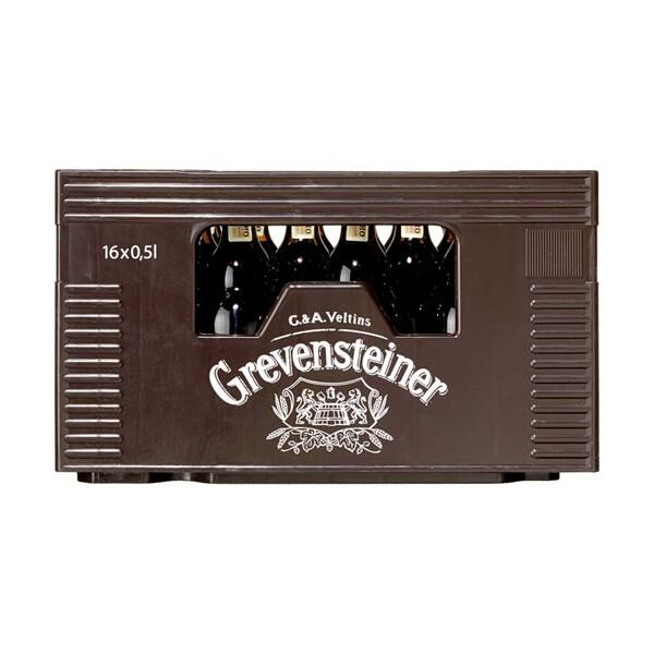 Grevensteiner Landbier, Helles oder Ur-Radler 16 x 0,5 Liter, jeder Kasten