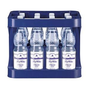 Burgwallbronn First Class Mineralwasser versch. Sorten, 12 x 1 Liter, jeder Kasten