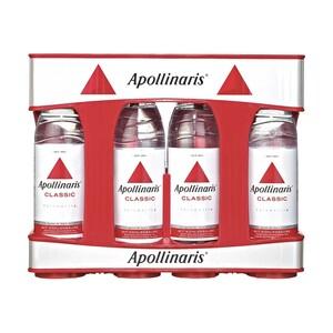 Apollinaris Classic, Medium oder Lemon 10 x 1 Liter, jeder Kasten