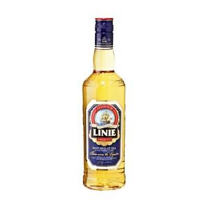 Linie Aquavit 41,5 % Vol.,  jede 0,7-l-Flasche