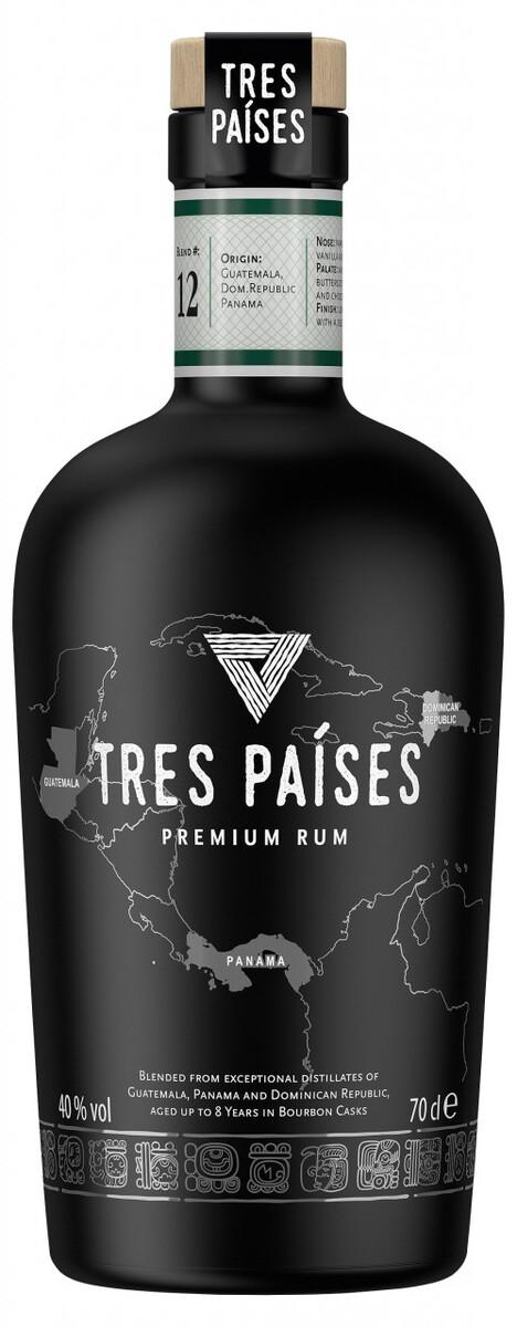 Bild 1 von Tres Paises Premium Rum