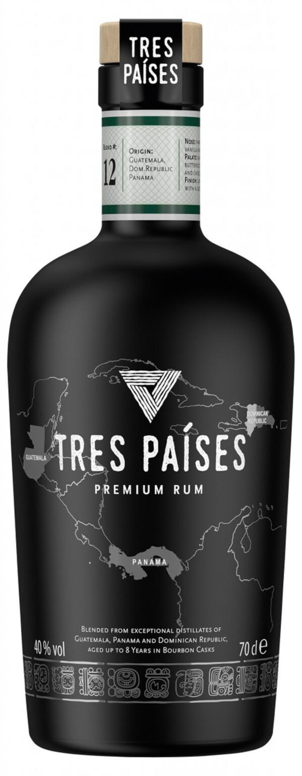 Tres Paises Premium Rum