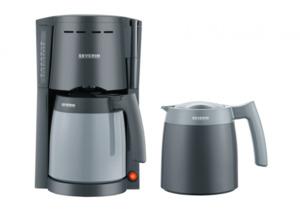 Severin Kaffeemaschine KA 9248 mit 2 Thermokannen