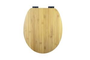 Duschwell Bambus WC-Sitz