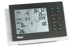 Mebus Profi-Funk-Wetterstation 10397