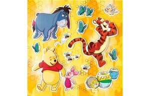 3D-Wandsticker Winnie Pooh