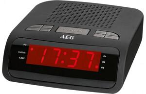AEG Radiowecker MRC 4142 schwarz