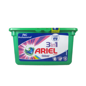 Ariel Professional Colour Pods 3in1