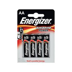 Energizer Batterien AA 4 Stück