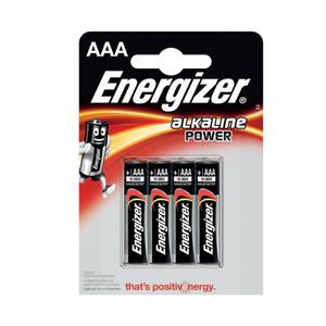Energizer Batterien AAA 4 Stück