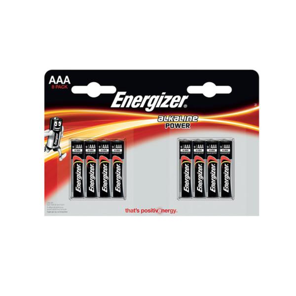 Energizer Batterien AAA 8 Stück