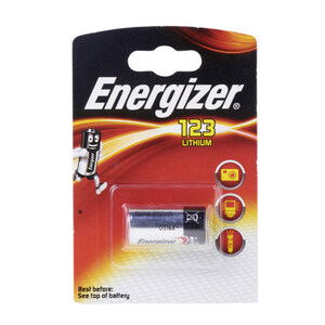 Energizer Batterie - Lithium Photo