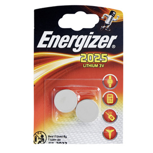 Energizer-Knopfzelle CR2025