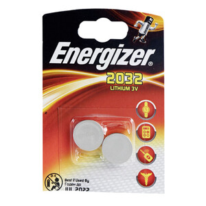 Energizer-Knopfzelle CR2032