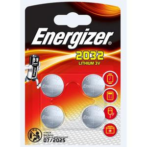 "Energizer Knopfzellen ""CR2032"" 4 Stück"