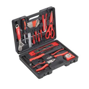 Meister Werkzeugkoffer 44-teilig