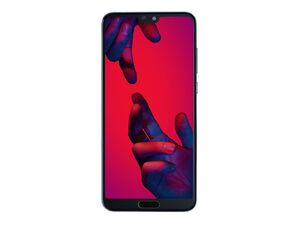 HUAWEI Smartphone P20 Pro 128GB Single-SIM Midnight Blue